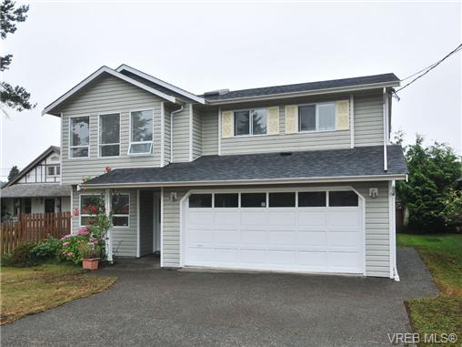 Main Photo: 3212 Doncaster Drive in VICTORIA: SE Cedar Hill Single Family Detached for sale (Saanich East)  : MLS® # 340560