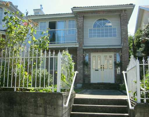 Main Photo: 1628 E 20TH Ave in Vancouver: Knight House for sale (Vancouver East)  : MLS®# V607719
