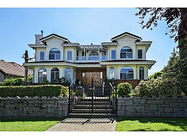 Main Photo: 466 W 26TH AV in Vancouver: Cambie House for sale (Vancouver West)  : MLS®# V1133342