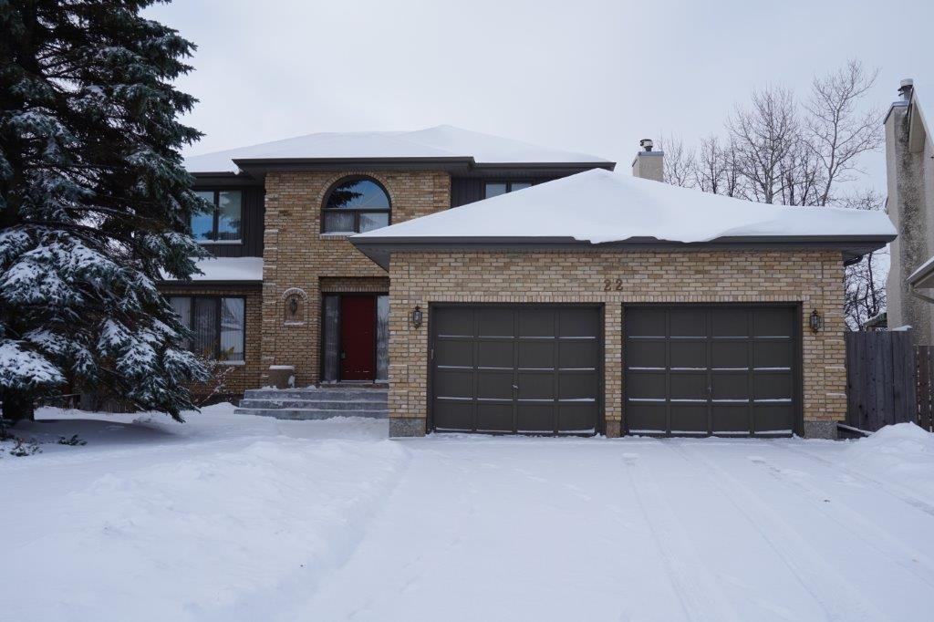 Main Photo: SOLD in : Charleswood Single Family Detached for sale (South Winnipeg)  : MLS® # 1525915