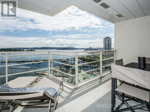 Main Photo: 602 38 Front Street in Nanaimo: Condo for sale : MLS® # 409322