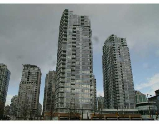 "Main Photo: 1602 939 EXPO BV in Vancouver: Downtown VW Condo for sale in ""THE MAX 1"" (Vancouver West)  : MLS® # V579870"