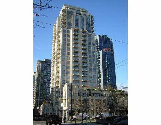 "Main Photo: 1225 RICHARDS Street in Vancouver: Downtown VW Condo for sale in ""EDEN"" (Vancouver West)  : MLS® # V593609"