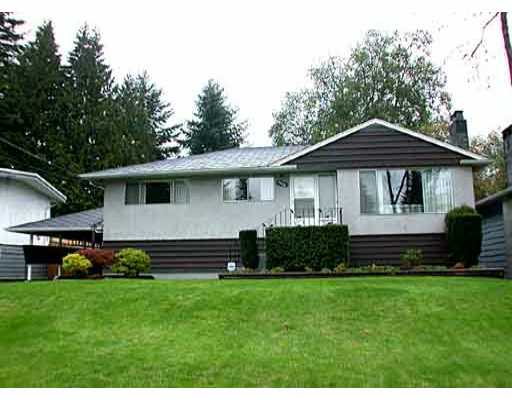 Main Photo: 3450 RALEIGH ST in Port_Coquitlam: Woodland Acres PQ House for sale (Port Coquitlam)  : MLS(r) # V363460