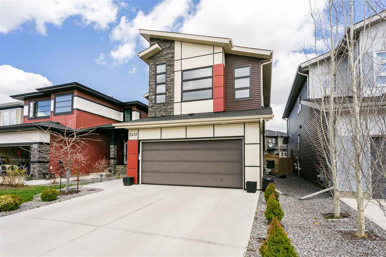 FEATURED LISTING: 2451 WARE Crescent Edmonton