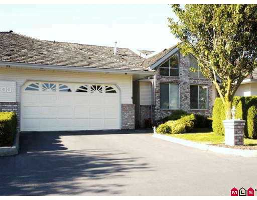 "Main Photo: 9 35035 MORGAN WY in Abbotsford: Abbotsford East Townhouse for sale in ""Ledgeview Estates"" : MLS® # F2615836"