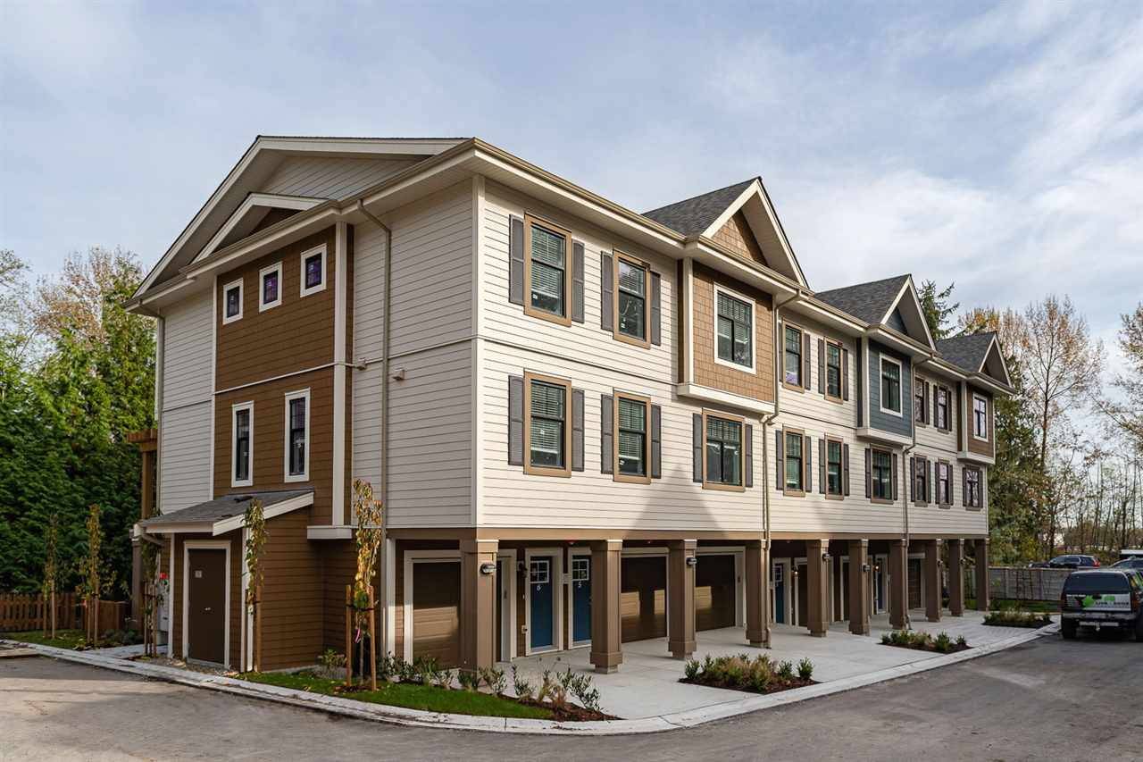 FEATURED LISTING: 1 1818 HARBOUR Street Port Coquitlam