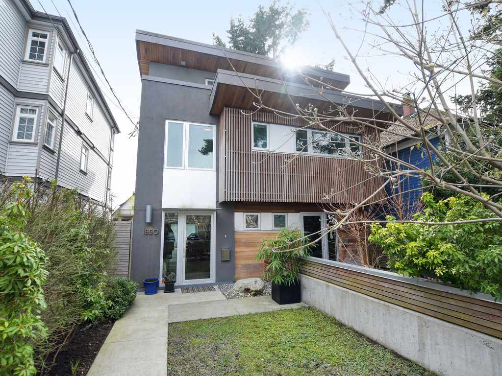 FEATURED LISTING: 1850 11TH Avenue East Vancouver