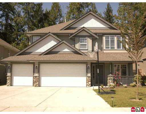 "Main Photo: 32959 BOOTHBY AV in Mission: Mission BC House for sale in ""Cedar Valley Estates"" : MLS®# F2615911"
