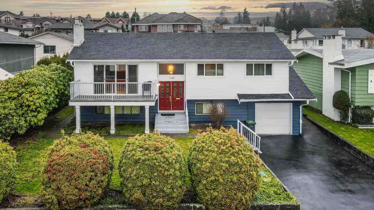 FEATURED LISTING: 1149 DANSEY Avenue Coquitlam