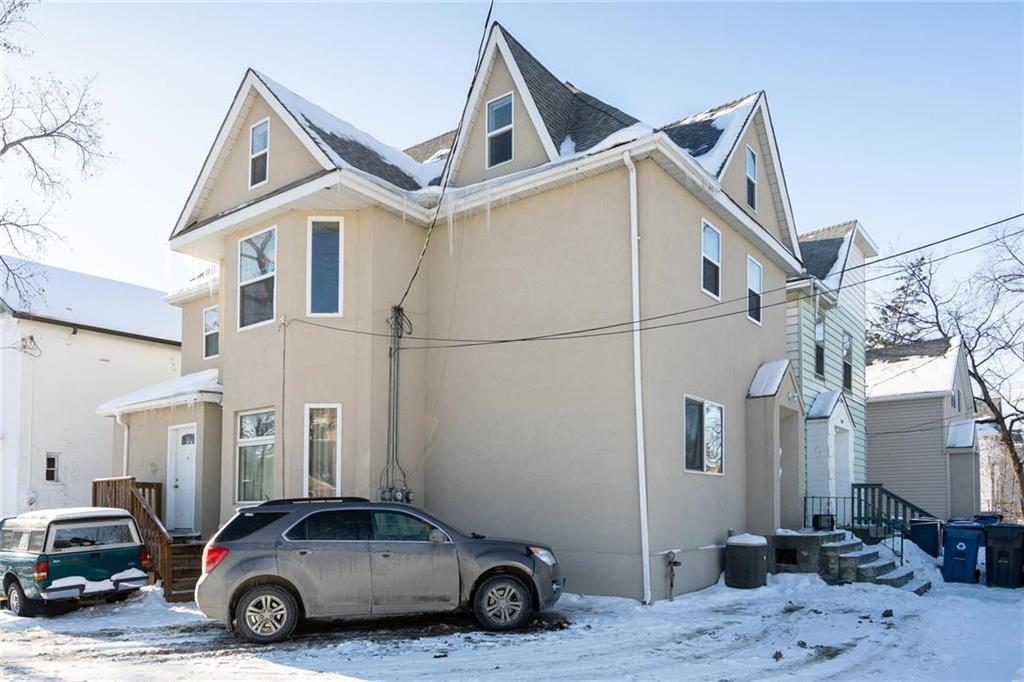 FEATURED LISTING: 422 Bannatyne Avenue Winnipeg