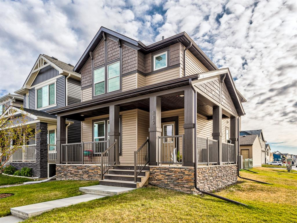 FEATURED LISTING: 115 LEGACY GLEN Row Southeast Calgary