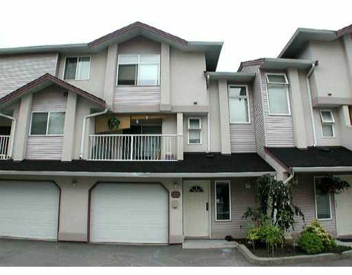 Main Photo: 15 2538 PITT RIVER RD in Port_Coquitlam: Mary Hill Townhouse for sale (Port Coquitlam)  : MLS® # V255731