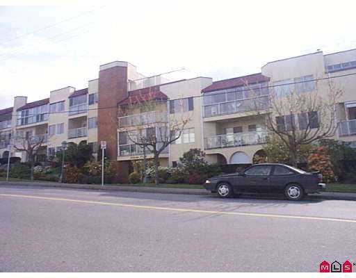 "Photo 1: 307 1280 FIR ST: White Rock Condo for sale in ""OCEANA VILLAS"" (South Surrey White Rock)  : MLS® # F2504307"
