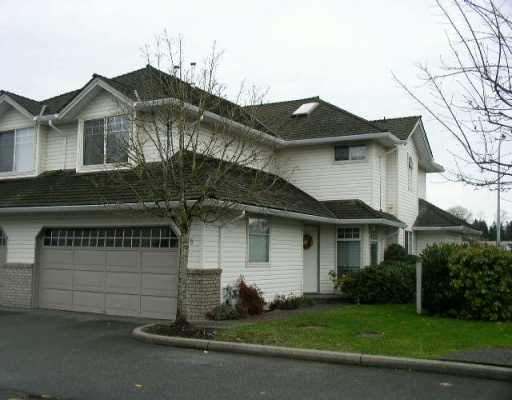 "Main Photo: 19051 119TH Ave in Pitt Meadows: Central Meadows Townhouse for sale in ""PARK MEADOWS ESTATES"" : MLS® # V622133"