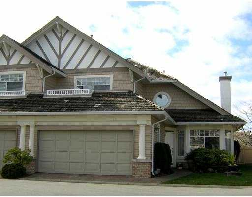 "Main Photo: 42 5531 CORNWALL DR in Richmond: Terra Nova Townhouse for sale in ""QUILCHENA GREEN"" : MLS®# V576163"