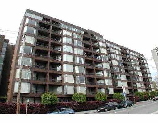 "Main Photo: 311 950 DRAKE ST in Vancouver: Downtown VW Condo for sale in ""ANCHOR POINT"" (Vancouver West)  : MLS® # V607867"