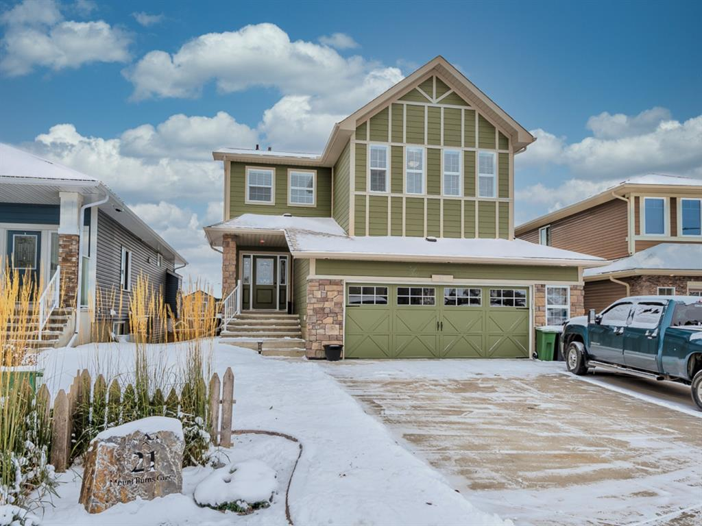 FEATURED LISTING: 21 Mount Burns Green Okotoks