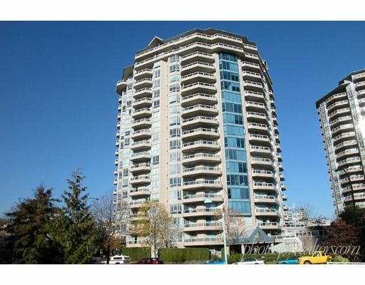 "Main Photo: 604 1245 QUAYSIDE DR in New Westminster: Quay Condo for sale in ""THE RIVIERA"" : MLS(r) # V587556"