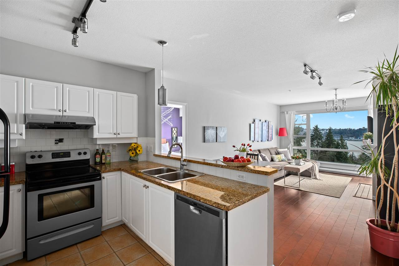 FEATURED LISTING: 421 - 3629 DEERCREST Drive North Vancouver