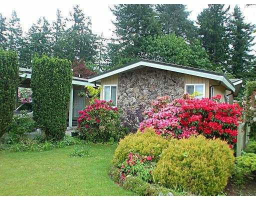 Main Photo: 21952 CLIFF PL in Maple Ridge: West Central House for sale : MLS®# V539081