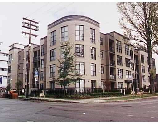 Main Photo: 406 2181 W 10TH AV in Vancouver: Kitsilano Condo for sale (Vancouver West)  : MLS(r) # V586306