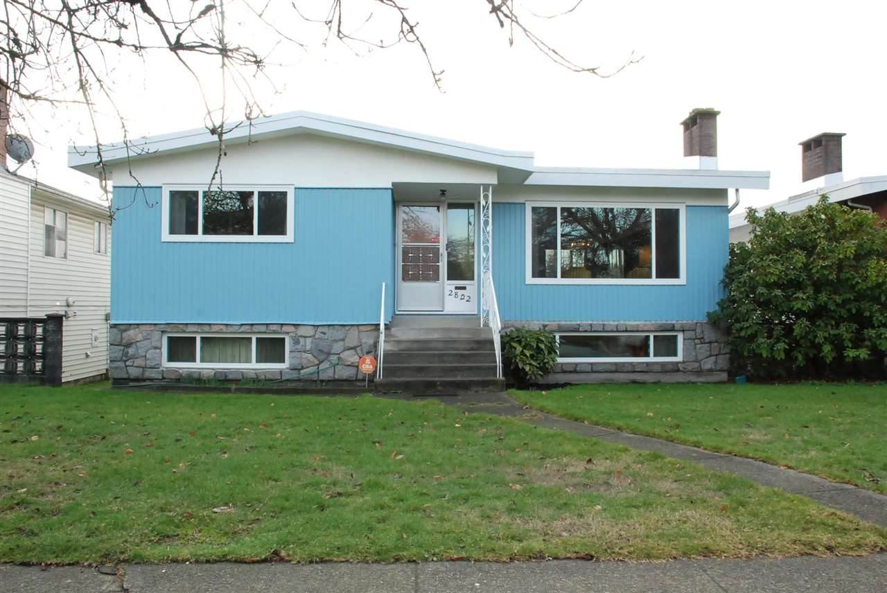 FEATURED LISTING: 2822 54TH Avenue East Vancouver