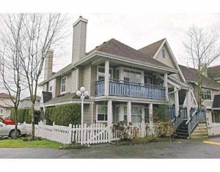 "Main Photo: 109 12099 237TH ST in Maple Ridge: East Central Townhouse for sale in ""GABRIOLA"" : MLS® # V574780"