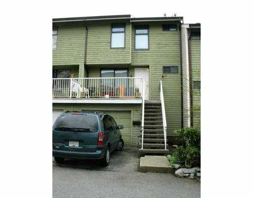 Main Photo: 582 CARLSEN Place in Port Moody: North Shore Pt Moody Townhouse for sale : MLS® # V588497