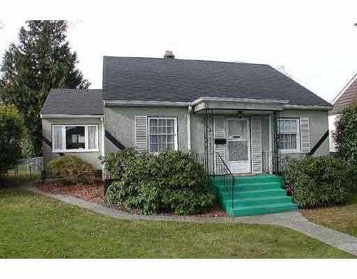 Main Photo: 5251 ROSS ST in Vancouver: Knight House for sale (Vancouver East)  : MLS® # V555357