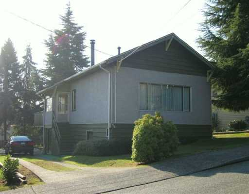 "Main Photo: 428 ELMER Street in New Westminster: The Heights NW House for sale in ""The Heights"" : MLS®# V621182"