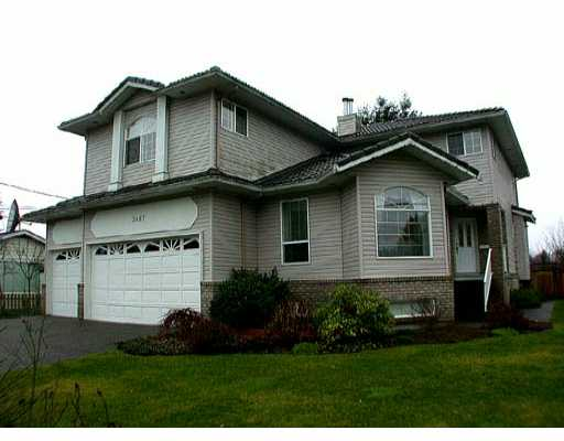 Main Photo: 3487 ST ANNE ST in Port_Coquitlam: Glenwood PQ House for sale (Port Coquitlam)  : MLS(r) # V322471