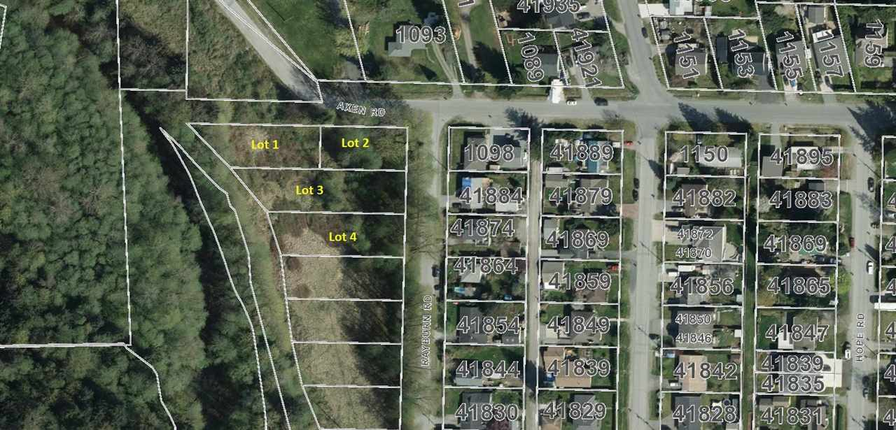 FEATURED LISTING: Lot 1-4 RAYBURN Road Squamish