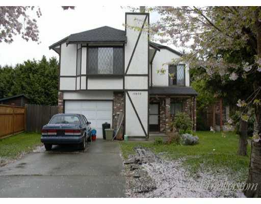 Main Photo: 10600 KOZIER DR in Richmond: Steveston North House for sale : MLS® # V584836