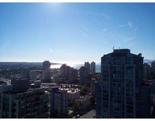 "Main Photo: 2802 1238 RICHARDS ST in Vancouver: Downtown VW Condo for sale in ""METROPOLIS"" (Vancouver West)  : MLS®# V568468"