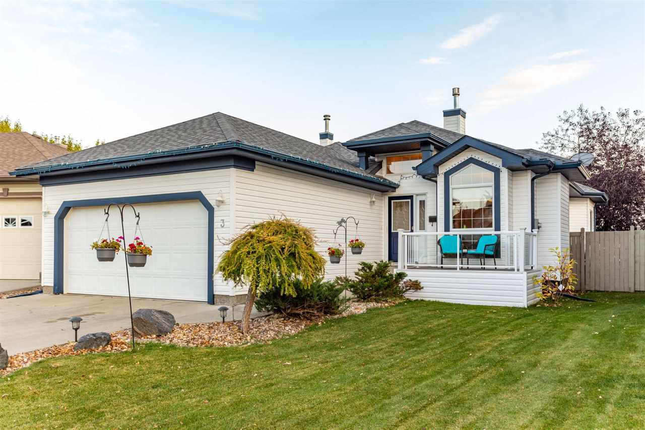 FEATURED LISTING: 3 ELK Point St. Albert