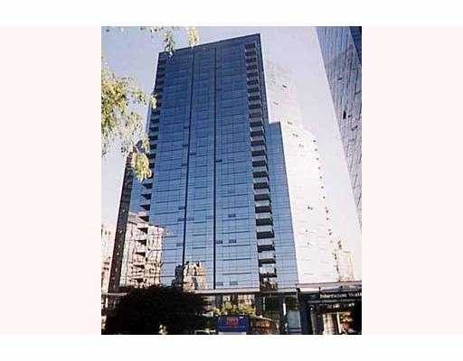 "Main Photo: 401 1050 BURRARD ST in Vancouver: Downtown VW Condo for sale in ""WALL CENTRE"" (Vancouver West)  : MLS® # V549314"