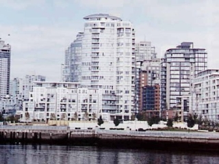 Main Photo: #1602 1383 Marinaside Cresc.: Condo for sale (Downtown VW)  : MLS® # 344704