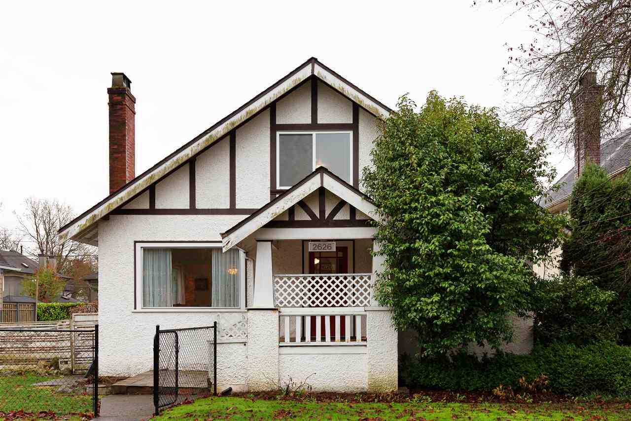 FEATURED LISTING: 2626 35TH Avenue West Vancouver