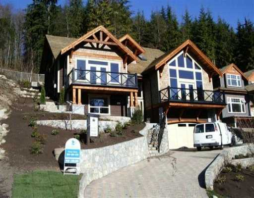 Main Photo: 3454 ANNE MACDONALD WY in North Vancouver: Northlands House for sale : MLS® # V532771