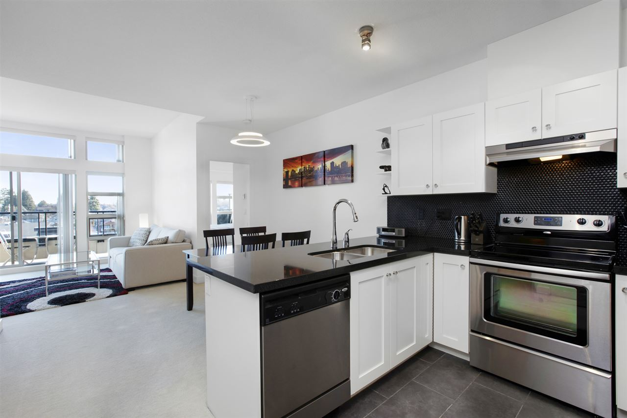 FEATURED LISTING: 417 - 4550 FRASER Street Vancouver