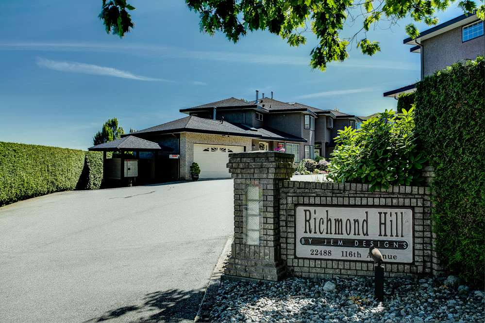 FEATURED LISTING: 16 - 22488 116 Avenue Maple Ridge