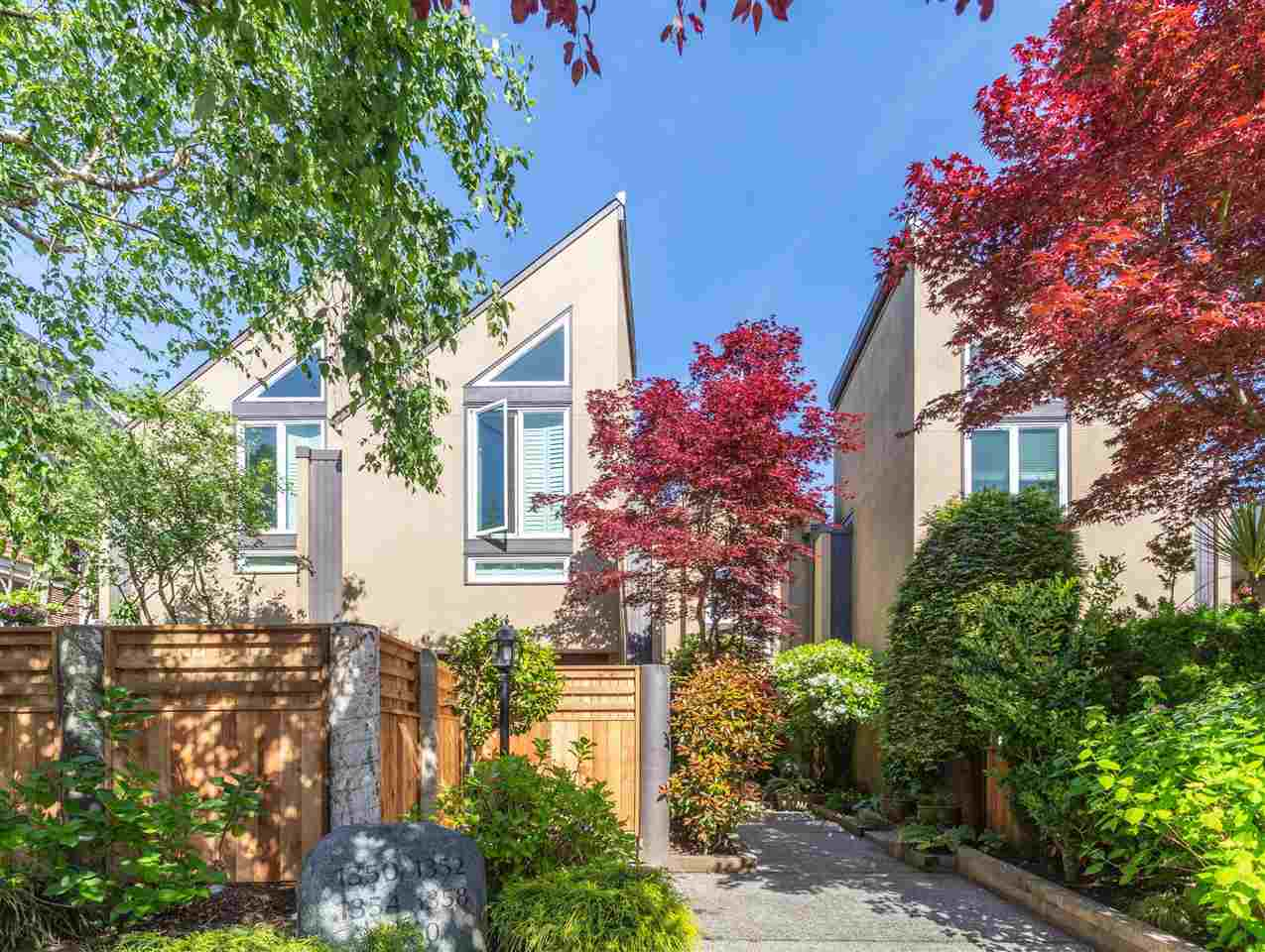 FEATURED LISTING: 1358 CYPRESS Street Vancouver