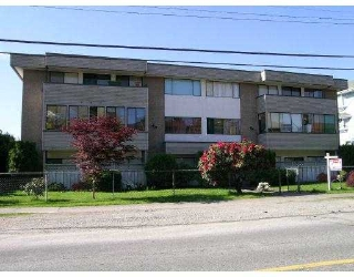 "Main Photo: 205 2036 COQUITLAM AV in Port Coquitlam: Glenwood PQ Condo for sale in ""BURKE VIEW MANOR"" : MLS(r) # V597964"