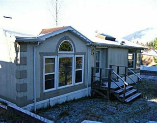 Main Photo: 17 KLAKLAKAMA DR in No City Value: Islands Other Manufactured Home for sale (Islands-Van. and Gulf)  : MLS® # V520015