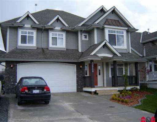 "Main Photo: 32750 HOOD AV in Mission: Mission BC House for sale in ""WEST HEIGHTS"" : MLS® # F2608571"