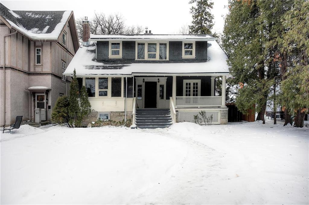 FEATURED LISTING: 288 Harvard Avenue Winnipeg