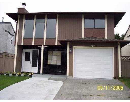"Main Photo: 3186 TOBA Drive in Coquitlam: New Horizons House for sale in ""NEW HORIZON"" : MLS® # V618916"
