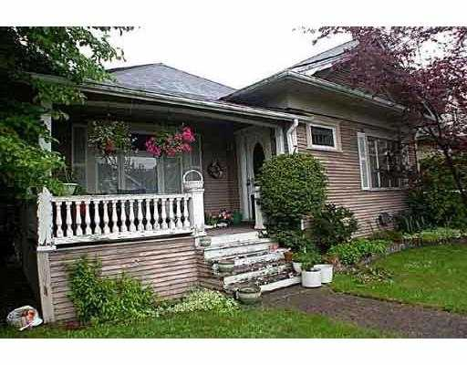 Main Photo: 737 4TH ST in New Westminster: GlenBrooke North House Duplex for sale : MLS® # V542873