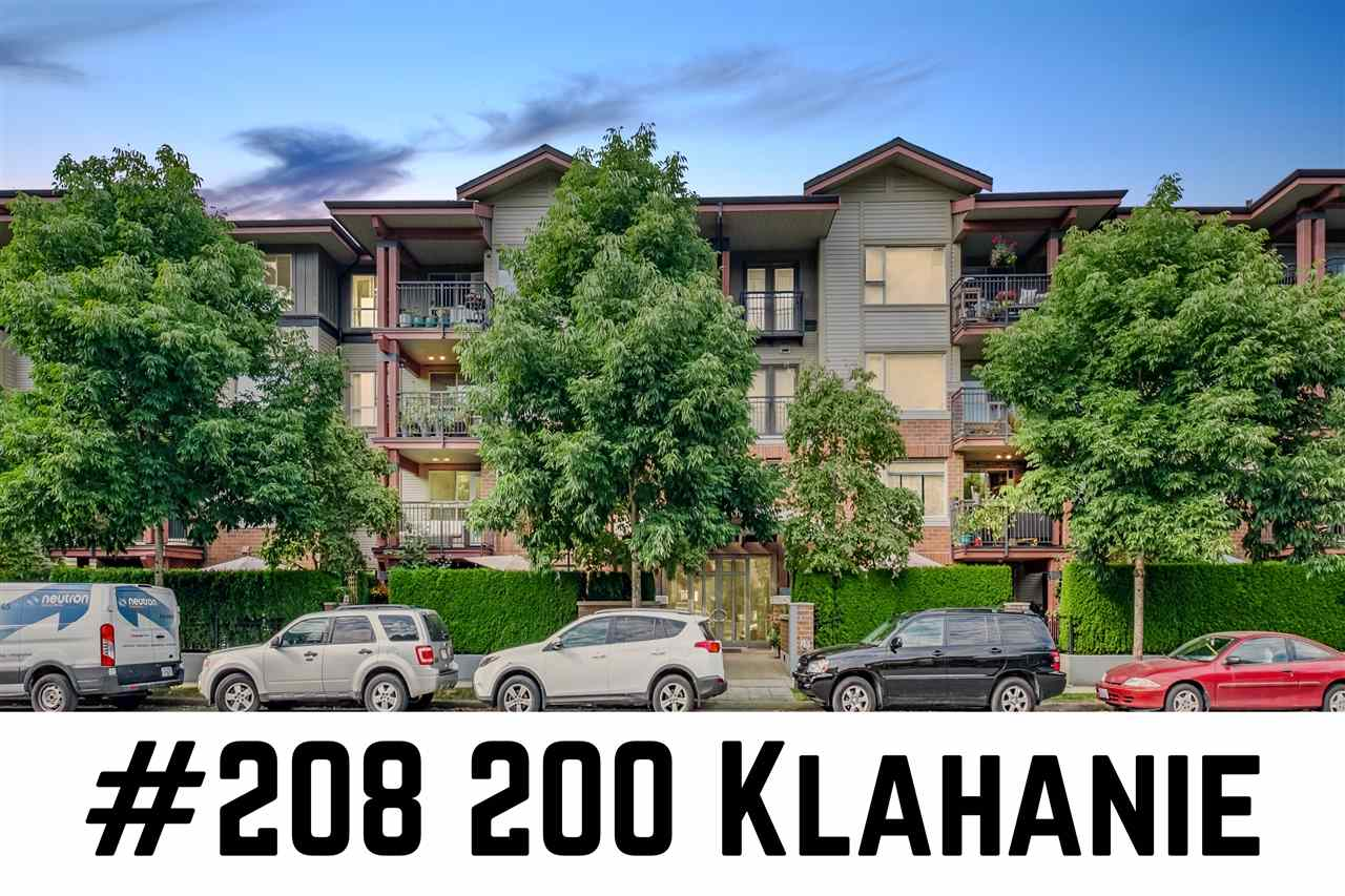 FEATURED LISTING: 208 - 200 KLAHANIE Drive Port Moody